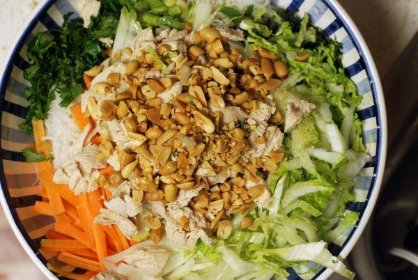 Lynne Rossetto Kasper's Rice Noodle Salad