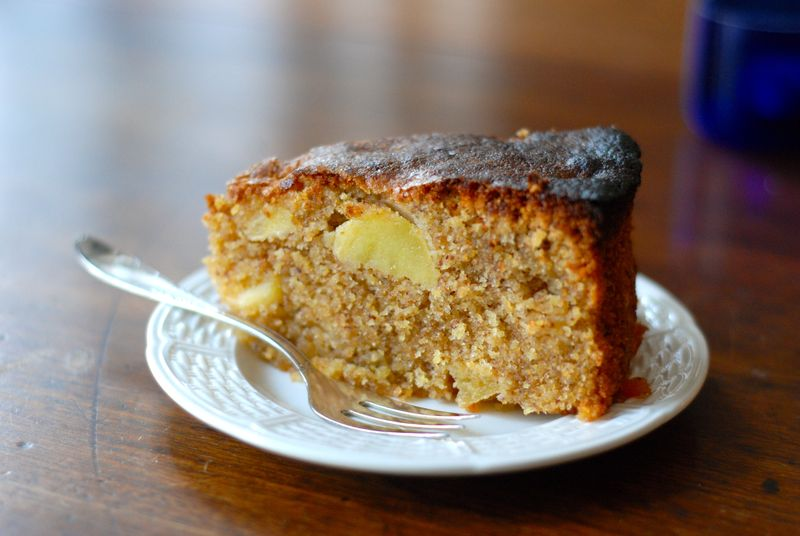 Huckleberry's Whole-Wheat Apple Butter Cake - The ...
