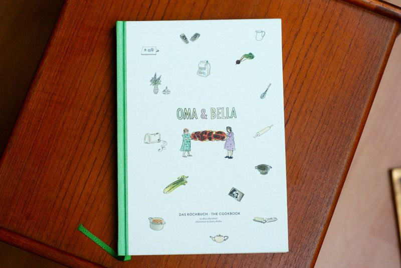 Oma&Bella cookbook