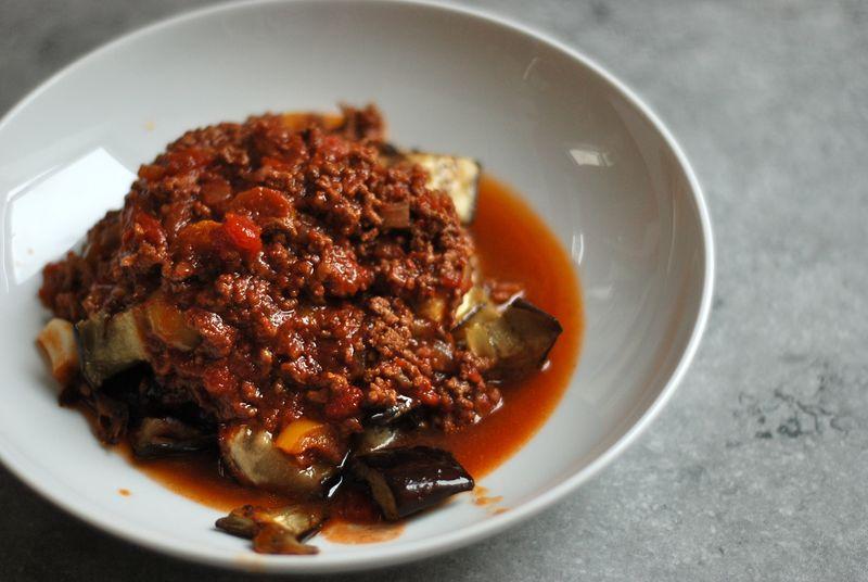 Whole30 turkish eggplant beef stew