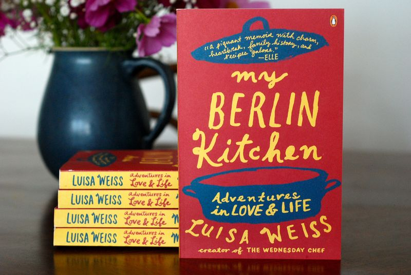 My Berlin Kitchen paperback