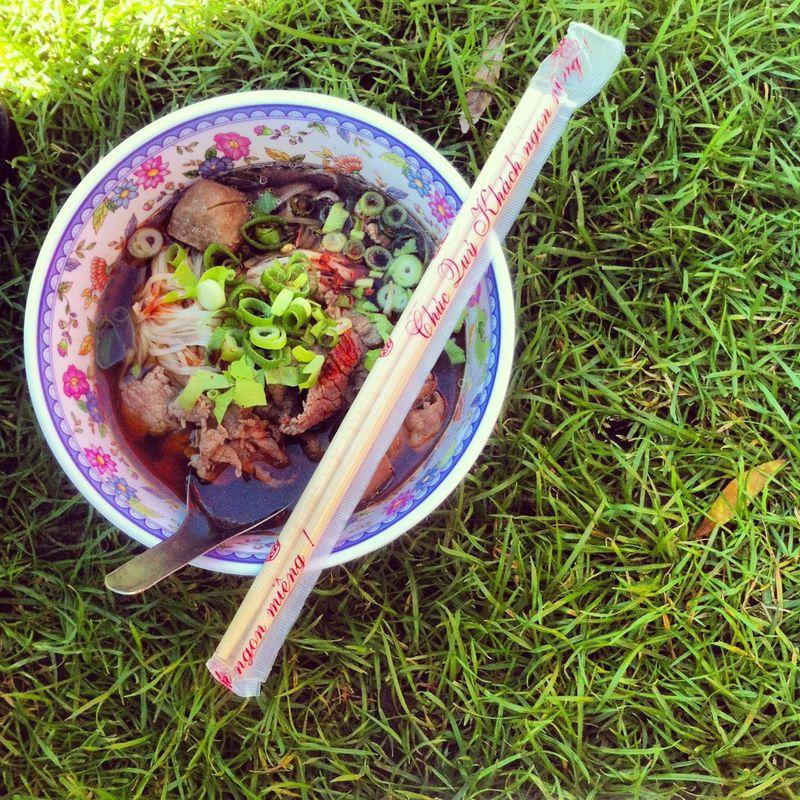 Thai Park noodle soup