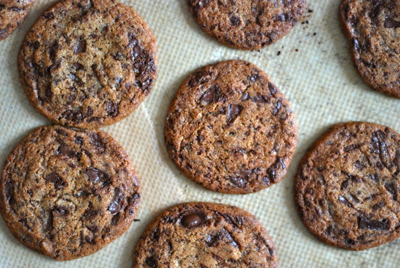 Sherry Yard's Quintessential Chocolate Chip Cookies