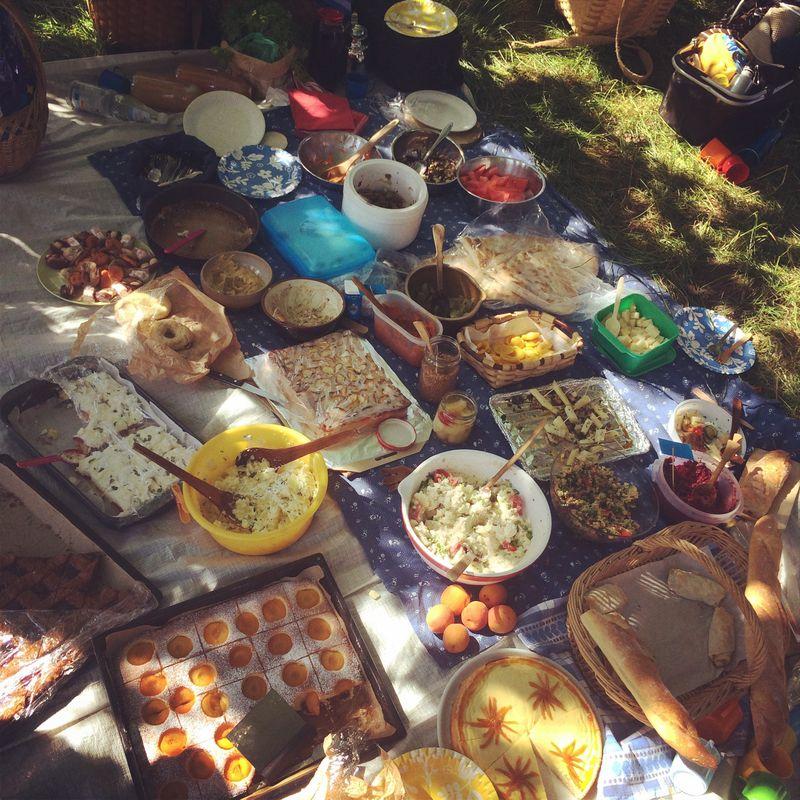 Joanie's picnic