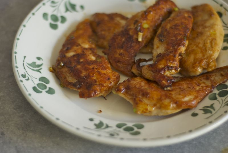 ... Hugo: Corinne Trang's Korean Barbecued Chicken - The Wednesday Chef