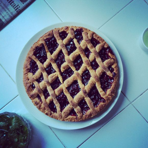 How to Make Crostata