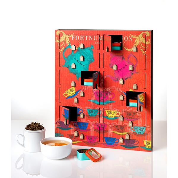 Fortnum Mason S Wooden Tea Advent Calendar The Wednesday Chef
