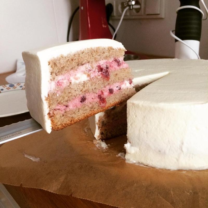 Heidjer-Torte