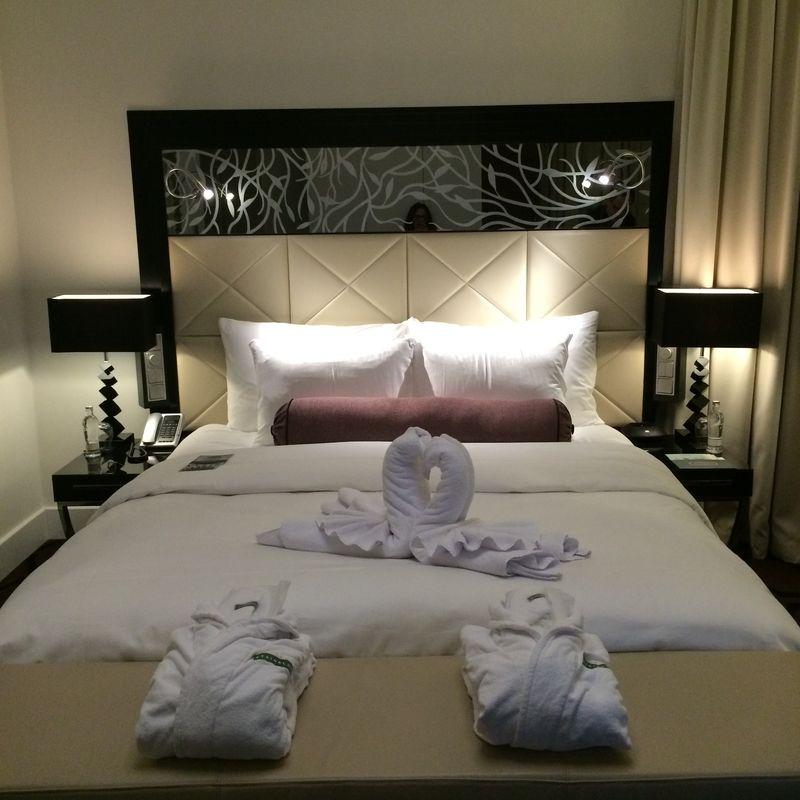 Hotel am Steinplatz room