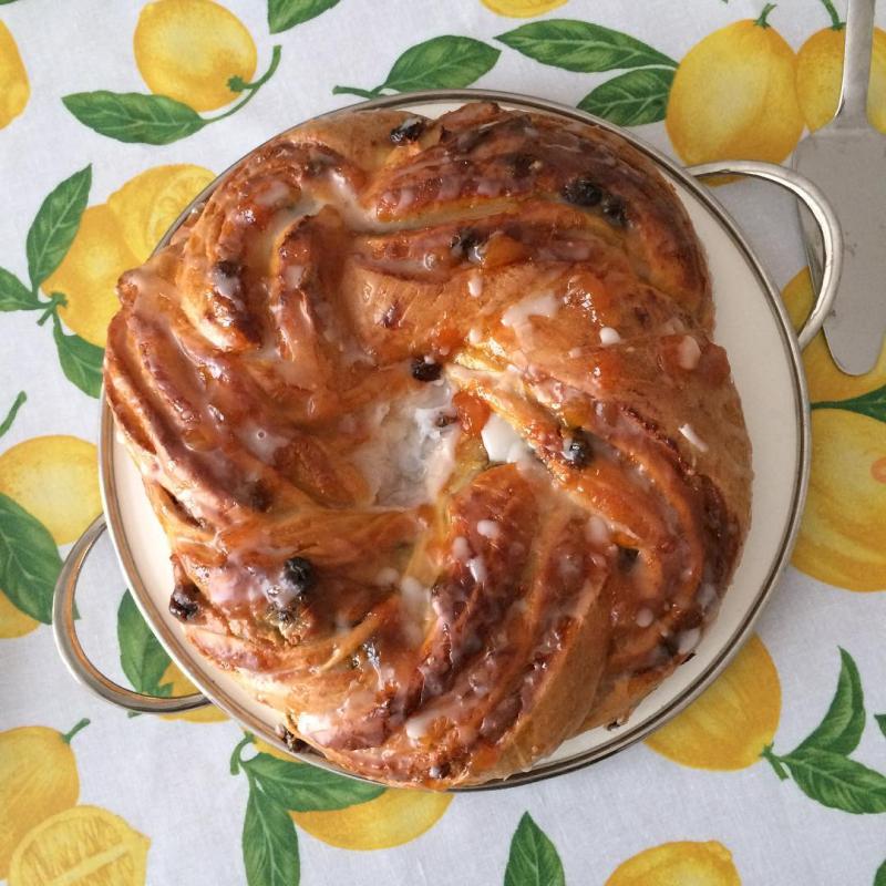 Kranzkuchen 1