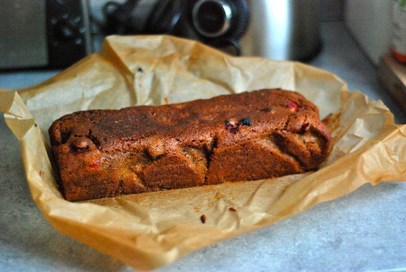 Alice Medrich's Buckwheat Squash Loaf
