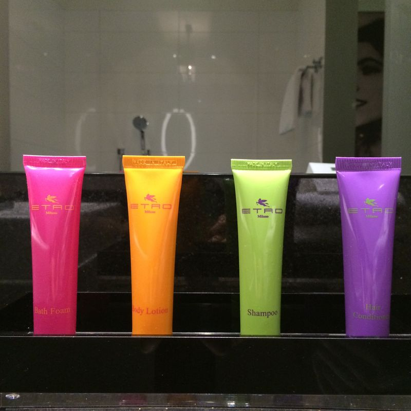 Hotel am Steinplatz bath products