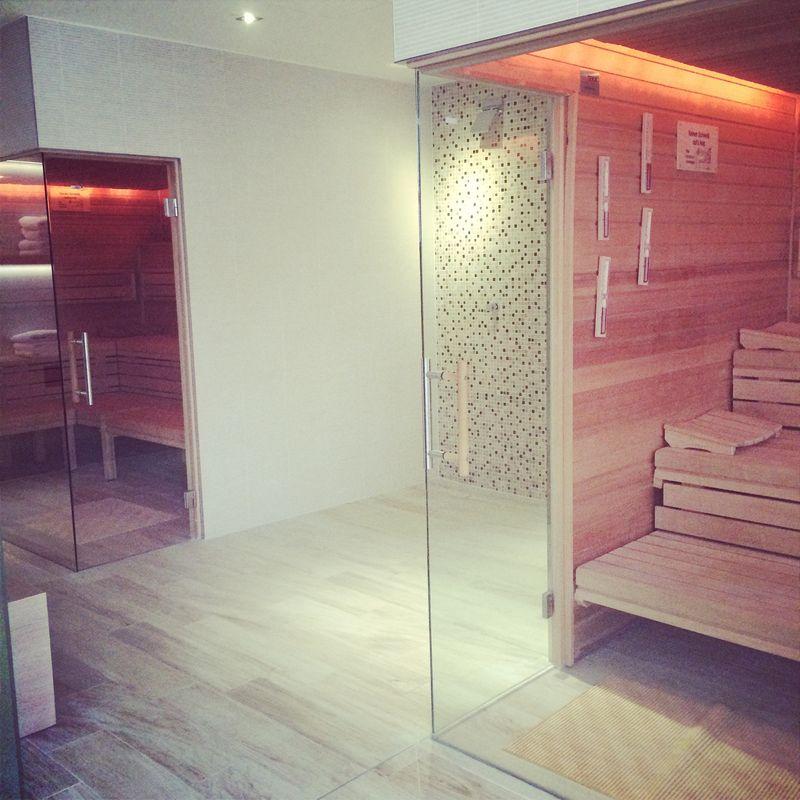 Hotel am Steinplatz sauna