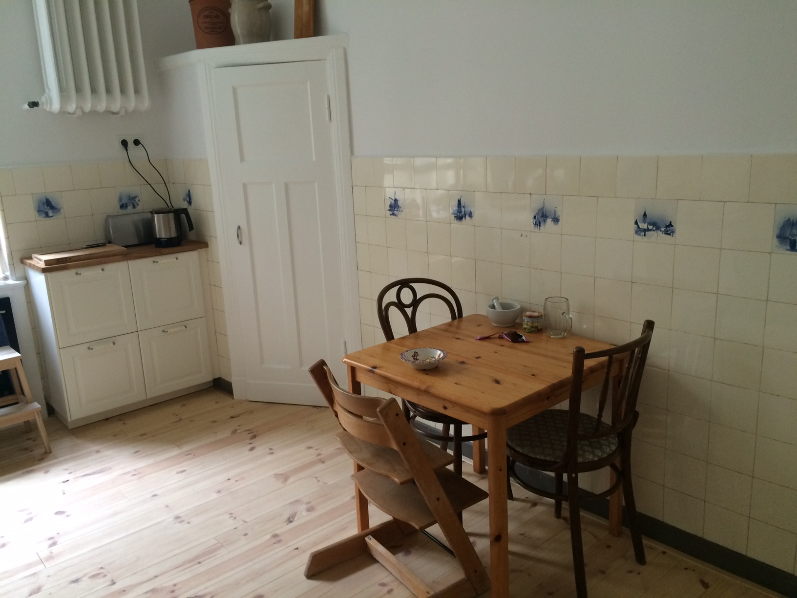 Our New Kitchen - The Wednesday Chef