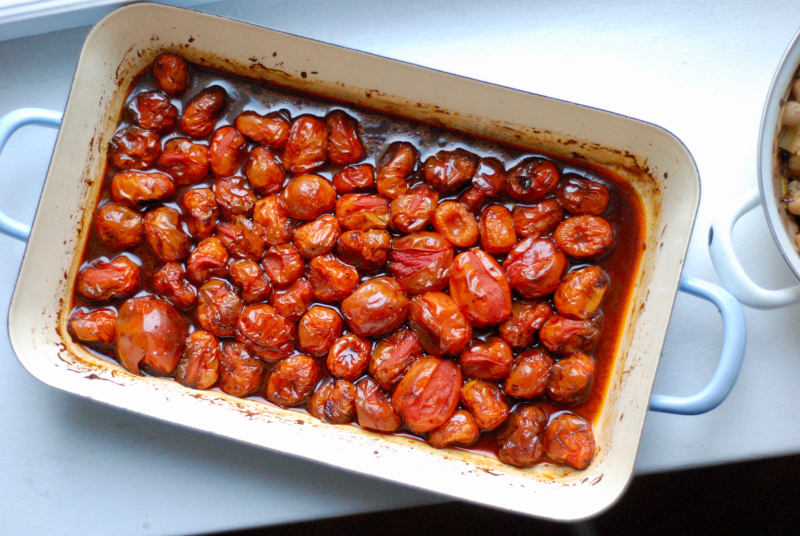 Diana Henry's Roasted Fennel and Tomato Salad with Chickpeas