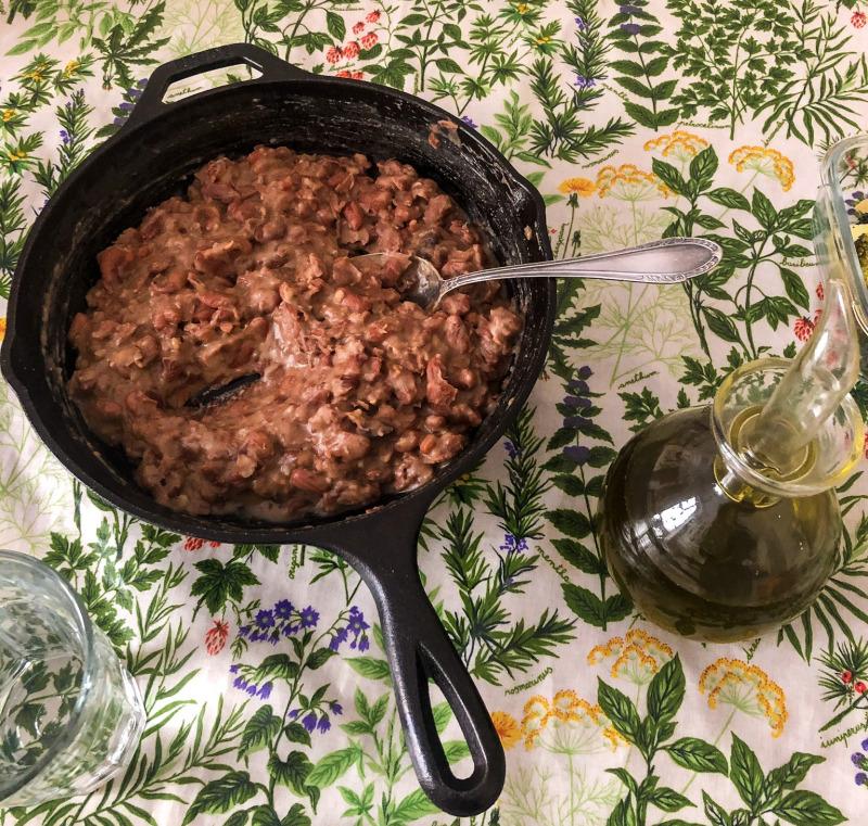 Samin Nosrat's Olive Oil Refried Beans