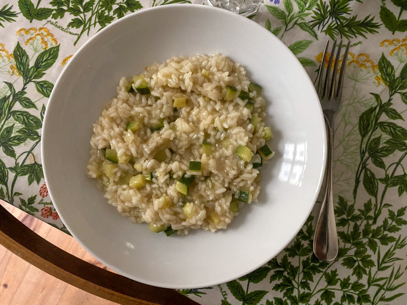 Easiest Instant Pot Risotto