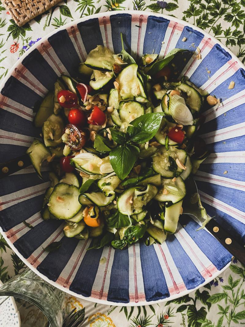 Joshua McFadden Zucchini Salad